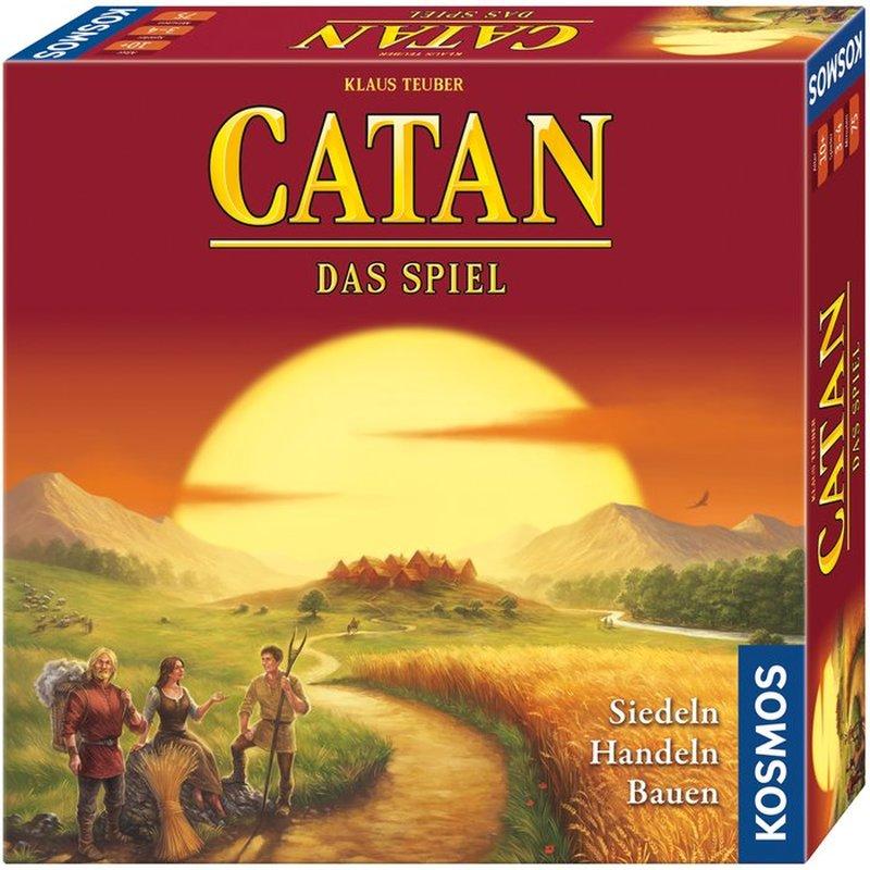 Klaus Teuber: Catan