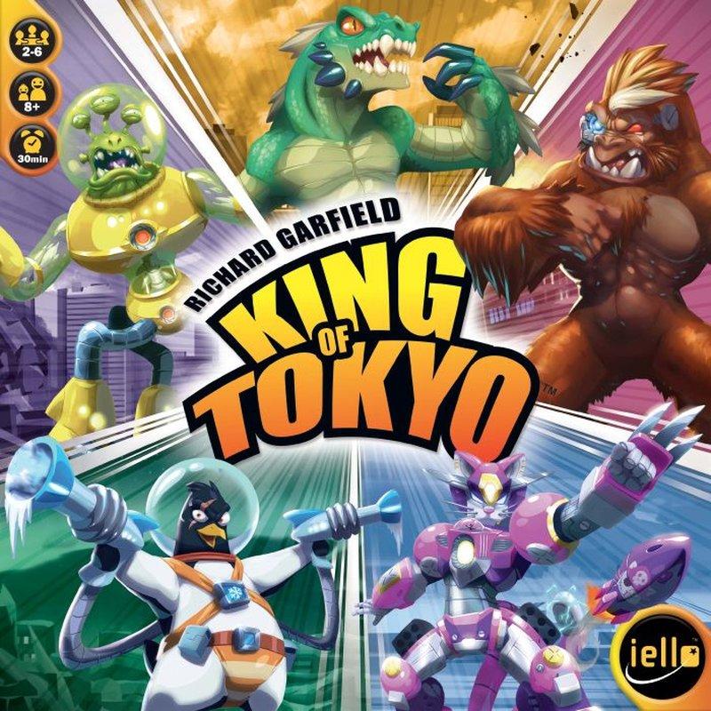 Richard Garfield: King of Tokyo