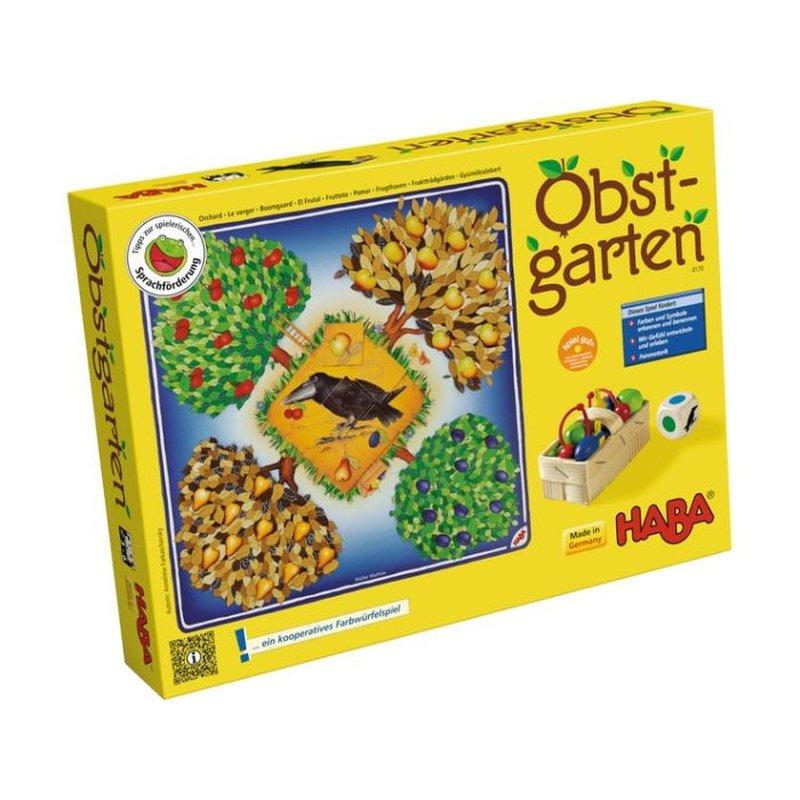 Anneliese Farkaschovsky: Obstgarten