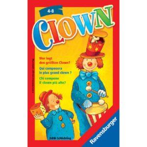 Edith Schlichting: Clown